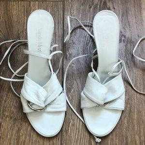 Nando Muzi White Shoes